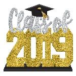 CARTEL CLASS OF 2019 GRADUATE STANDING MDF 27CM