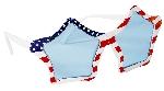 Gafas Bandera Americana - 4 de Julio