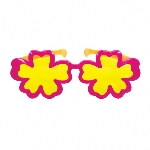 Gafas Flores Hibiscus Gigante - Accesorios Hawaianos