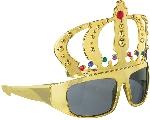 Gafas Doradas de Rey