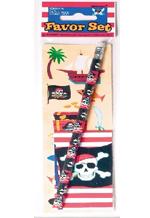 Set de regalo con temática Pirata