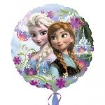 """18""""/45cm DISNEY FROZEN ANNA & ELSA (EMPAQUETADOS)"""