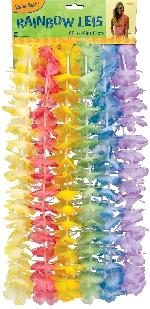 Pack AHORRO de Collar de Flores Hawaianas Multicolor