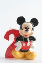 VELA DISNEY MICKEY Nº 2