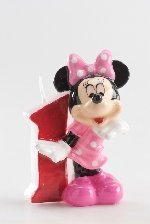 VELA DISNEY MINNIE N� 1