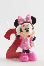 VELA DISNEY MINNIE N� 2