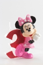 VELA DISNEY MINNIE N� 3