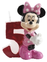 VELA DISNEY MINNIE N� 5
