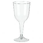 Bpp 10Oz Pl Copa Vino Clear