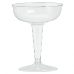 Copa Clear Plastic Champagne Glasses 118ml 2