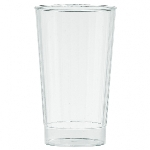 Vasos tipo Tumbler de plástico transparentes-455ml