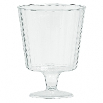 Vasos de Plásticos Transparente para Vino - 147ml