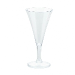 Mini Vasos Plásticos de Champagne - 71ml