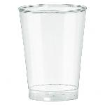 Vasos de plástico transparentes tipo Tumbler-295ml