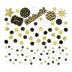 Confeti Gold Sequin Foil & Paper 34g