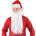 Acc. Disfraz Adulto Plush Beard & Moustache