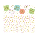 Confeti de Cumpleaños Confeti Divertido - Bolsa de 34g