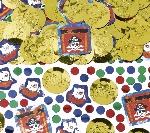 Confeti Papel Picado para Mesa / Invitaciones