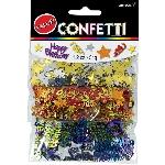 Confeti Happy Birthday Stars 34g