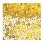 Confeti Gold Star 70g