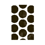 Bolsas para Golosinas Negras Mesa de Dulces - 17cm