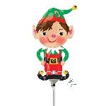 Min For Jolly Christmas Elf