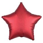 Satin Luxe Sangria Star