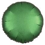 Satin Luxe Emerald Circle (EMPAQUETADOS)