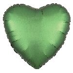 Satin Luxe Emeraldeart