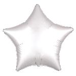 Satin Luxe White Star