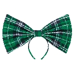 DIADEMA ST PATRICKS OVERSIZED PLAID