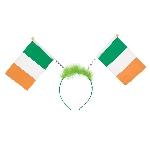 Diadema Bopper Bandera Irlandesa