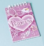 Mini Anotador Princesa Prismática