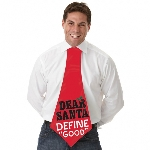 Acc. Disfraz gafas Christmas Fabric Ties
