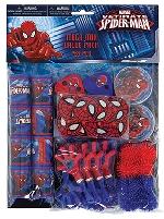 Pack de souvenirs Spiderman