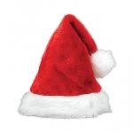 Acc. Disfraz gorro Adulto Santa Plush 40cm x 27cm