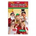 Kit de accesorios para Photocall de Navidad