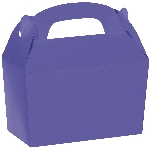 Caja Purple Gable 12cm w x 6.3cm l x 11cm d