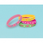 Juguetes Woodland Princess Rubber Bracelets