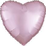 18/45cm CORAZON SATIN LUXE ROSA PASTEL