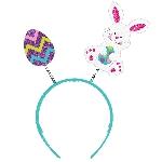 Vincha Bopper con Conejo y Huevo de Pascua de fieltro