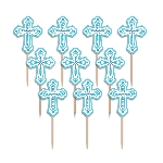 Pinchos Religious Blue Party Picks