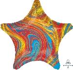 19/48cm Estrella Marblez Multicolor