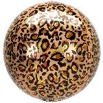 Orbz Print Animalz Leopardo 38 x 40cm