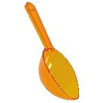 Pala para repartir golosinas - Color Naranja