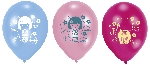 OUTLET: Globos Late x  9 Kimmi Junior