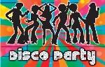 INVITACIONES: DISCO (6x8) (En Stock)