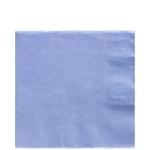 Servilletas azul bebé-Cuadradas 2 capas de papel 33cm