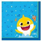 Serv/Med 33X33 Baby Shark