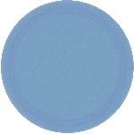 Platos 17.7cm Azul De Carton